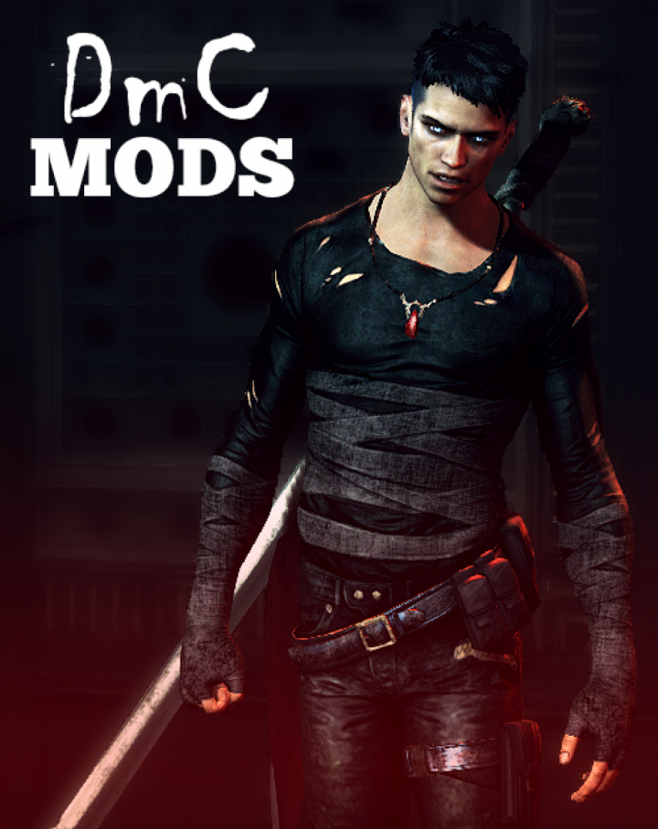 The Best DmC Devil May Cry MODS